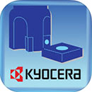 Kyocera Cutting Tools app till iPhone, iPad och Android